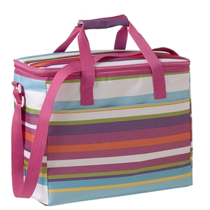 Family cooler bag stripe €6 in store end May