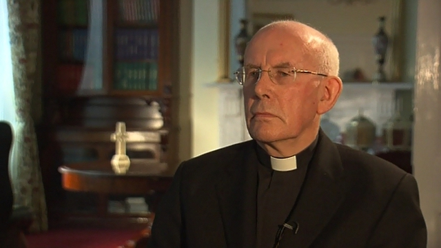 Seán Brady was involved in a 1975 inquiry into the activities of Fr Brendan Smyth
