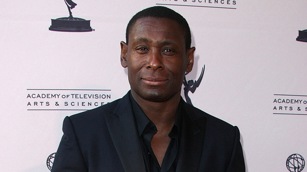 David Harewood: 'Someone is going to get it'