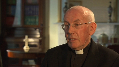 Cardinal Brady said he asked the Pope to appoint a Coadjutor to assist him in 2010