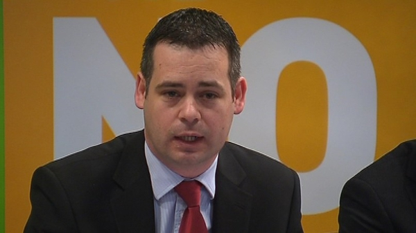 Pearse Doherty took the action in the High Court