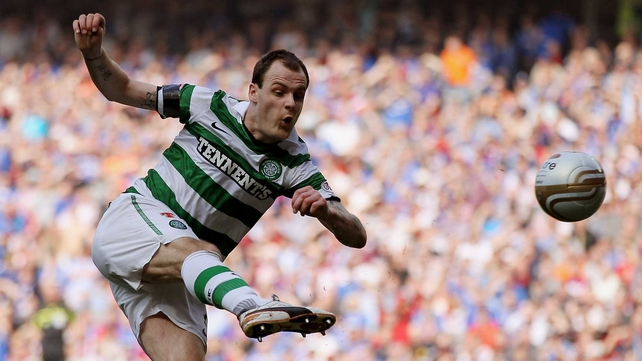 Anthony Stokes is in a Celtic squad that will hope to achieve a decent first leg advantage