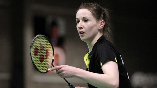 Chloe Magee will train with players from eight developing badminton nations at the Dublin preparation camp