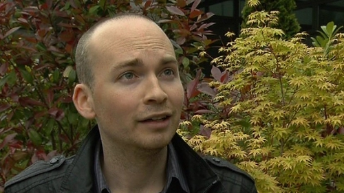 Paul Murphy says his ScamBridge website is an opportunity for people to share stories of exploitation