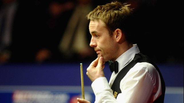 Ali Carter lost 18-8 to Ronnie O'Sullivan in the 2008 World Championship final