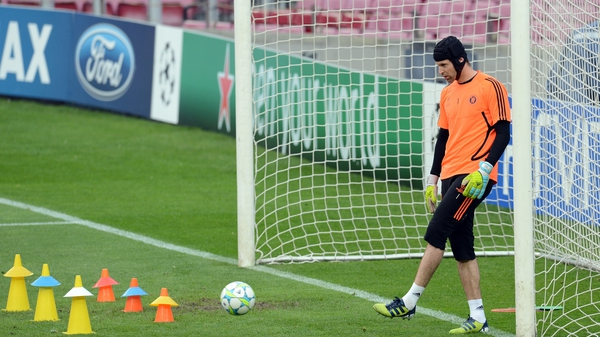 """Petr Cech: """"You can't always rely on what you've seen. You need to rely on your instincts."""""""