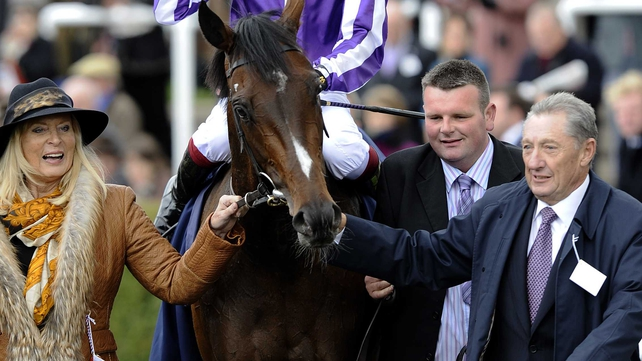 Camelot and connections after the 2000 Guineas