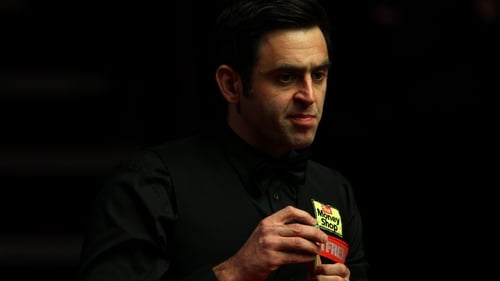 Ronnie O'Sullivan will be seeking a fourth World Snooker Championship title when he takes on Ali Carter