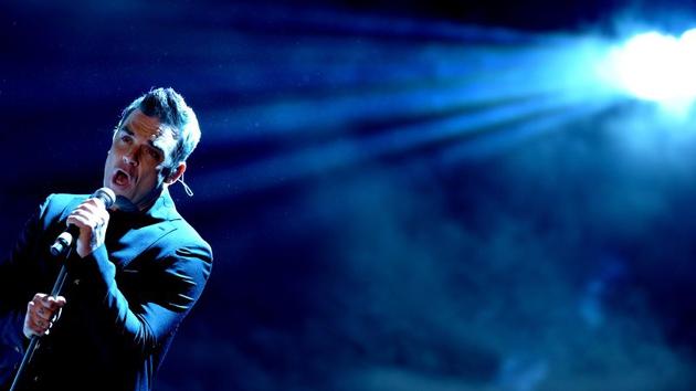 Robbie Williams plays Dublin's Aviva Stadium on June 14