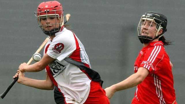 Grainne McGoldrick helped Derry to a win with a 0-05 haul