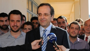 Antonis Samaras was rebuffed by Syriza