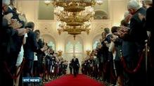 Vladimir Putin appeals for unity in Russia