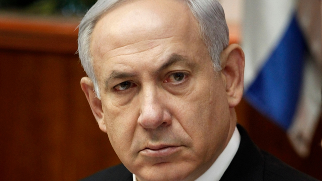 Benjamin Netanyahu said Iran has completed the first stage of uranium enrichment