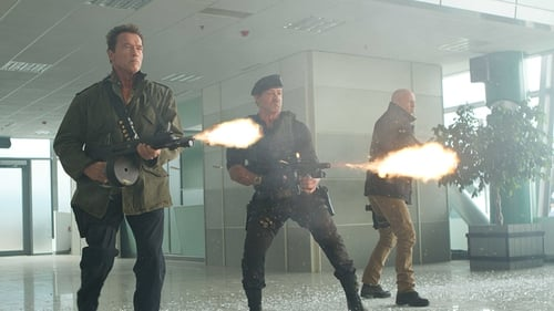 Expendables 2: more guns and ammo from the ultimate action men