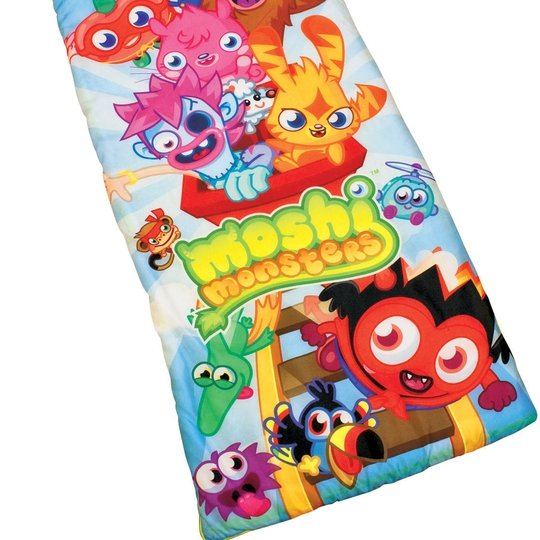 Moshi Monsters Single Sleeping Bag, €28.49, Argos