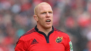 Paul O'Connell would also miss the final should Munster reach it