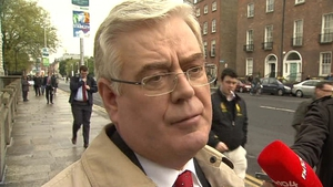 Eamon Gilmore said a No vote would cut Ireland off from emergency funding from Europe