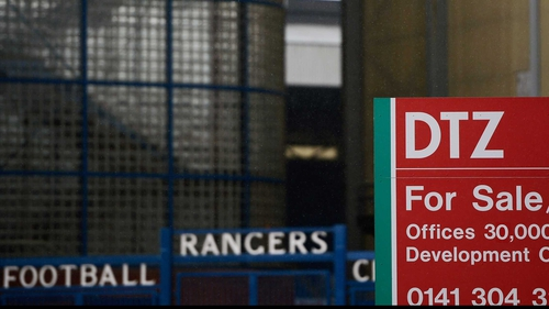 Rangers FC for sale