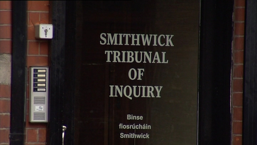 Judge Peter Smithwick published his third interim report