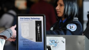 Body scanners used to detect 'anomalies'