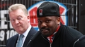 Haye sees Chisora as stepping stone