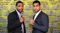 Khan waiting on fight confirmation