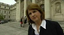 Joan Burton - JobBridge programme to be extended