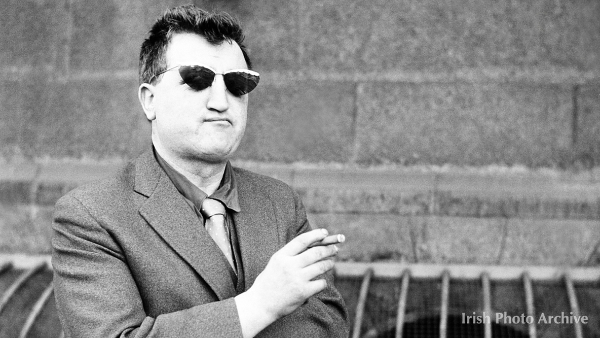 Brendan Behan  © Irish Photo Archive B728-8467
