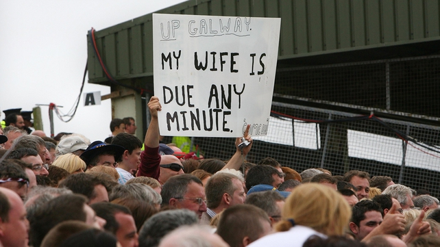 Galway should have at least one new supporter cheering for them against Roscommon