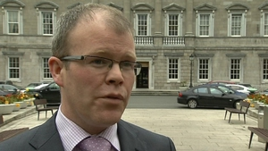 Sinn Féin's Peadar Tóibín was not in the Chamber for the vote