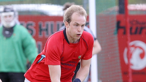 Lisnagarvey's Timmy Cockram was voted best player in the IHL final last weekend and he'll be hoping his side can complete a rare cup double this weekend