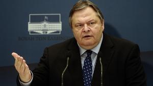 Evangelos Venizelos has three days to form a government
