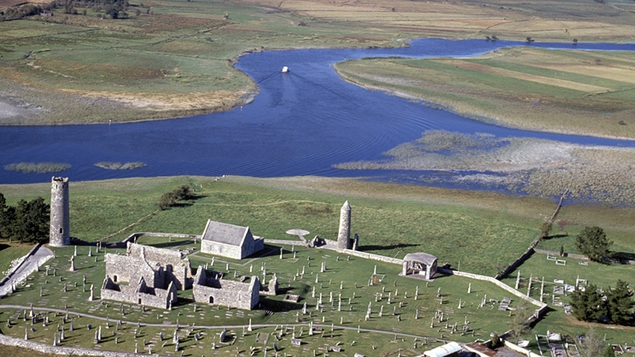 Clonmacnoise - A must-see