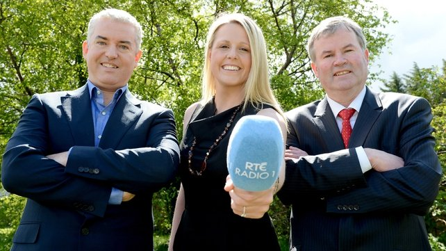 Con Murphy, Jacqui Hurley and Brian Carthy will provide coverage on RTÉ Radio 1