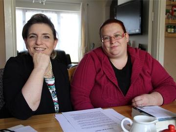Prog 2: Kate Kerrigan and Paula Lynch Ahern