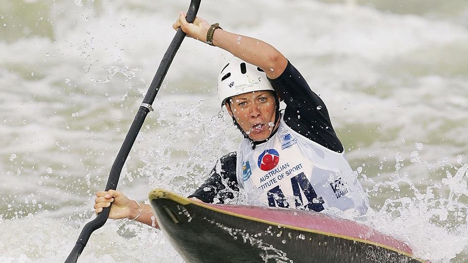 Day 3: Hannah Craig progressed to the semi-finals of Canoe Slalom