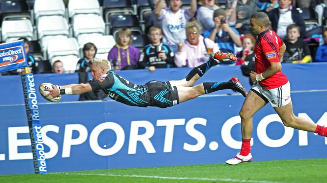 Ospreys look the least likely of the big three to progress