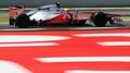 Hamilton penalty puts Maldonado on pole