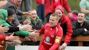 Danny North has been a huge hit with Sligo fans