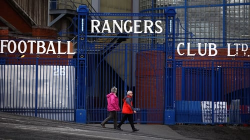 The future of Rangers remains very much up in the air