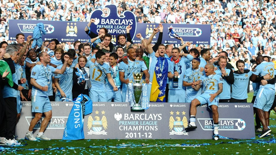 The day ended with Manchester City crowned as Champions, but that tells little of the drama that unfolded