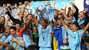 Manchester City - Barclays Premier League Champions 2011-2012