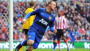 Wayne Rooney scored what proved to be the only goal of the goal of the game as his Manchester United claimed the 1-0 win they needed