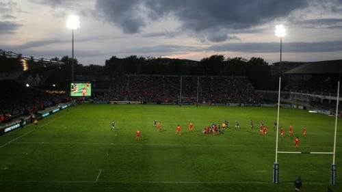 The RDS will be the venue for the 2013 Amlin Challenge Cup final