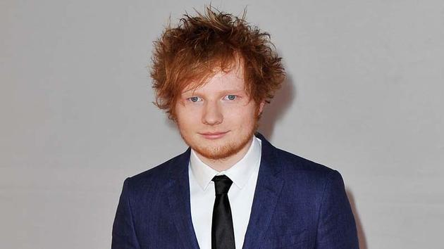 Sheeran: Wants a