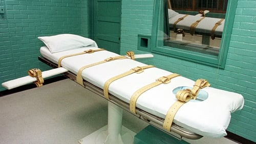 Carlos DeLuna was put to death by lethal injection