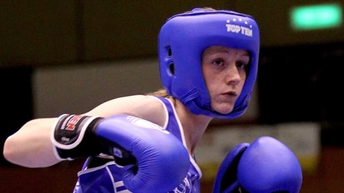 Ceire Smith eased to victory over  Krisztina Beri