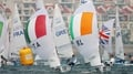 Irish sailors qualify for London Olympics