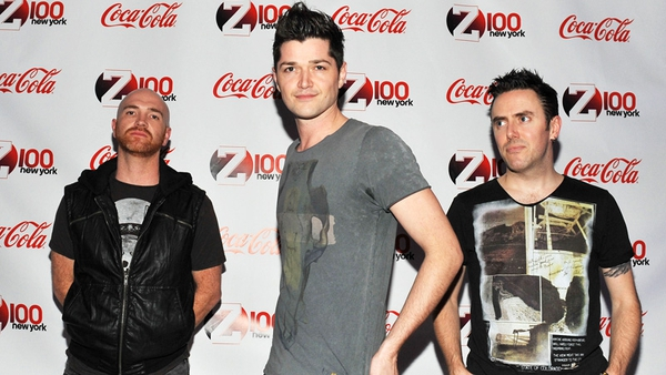 The Script - new album on the way