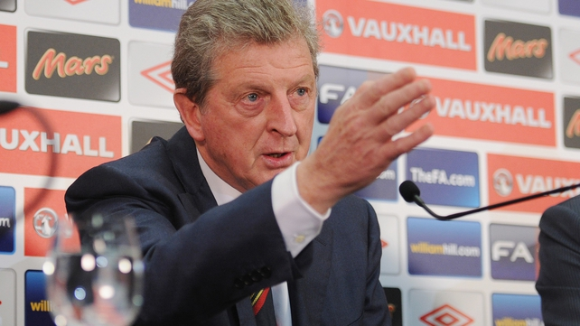 Roy Hodgson's England are in a testing Group D